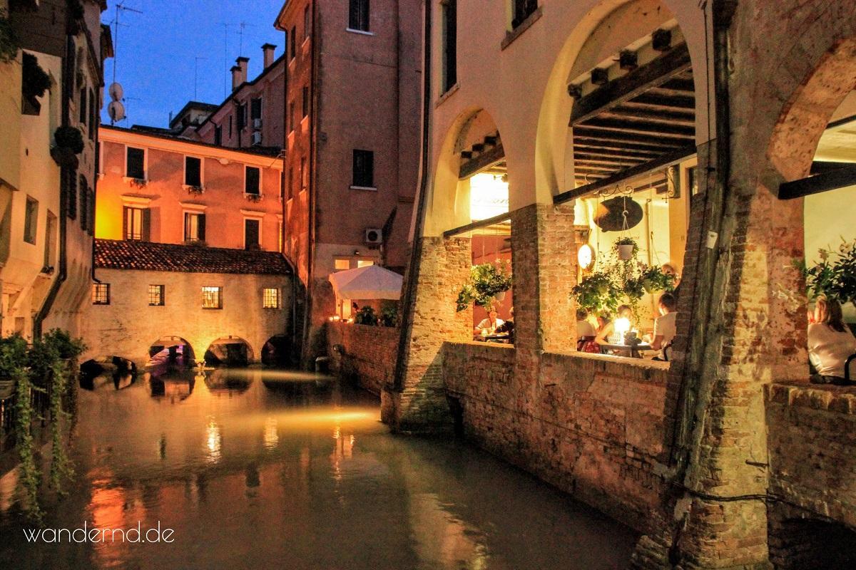 Venetien Reiseziele Rundreise: Treviso